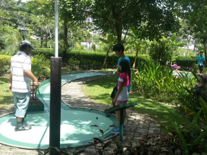 inter minigolf