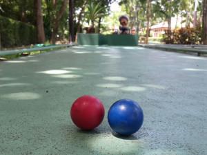 minigolf ball