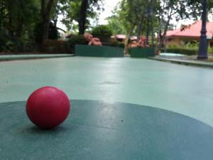 minigolf ball chiangmai